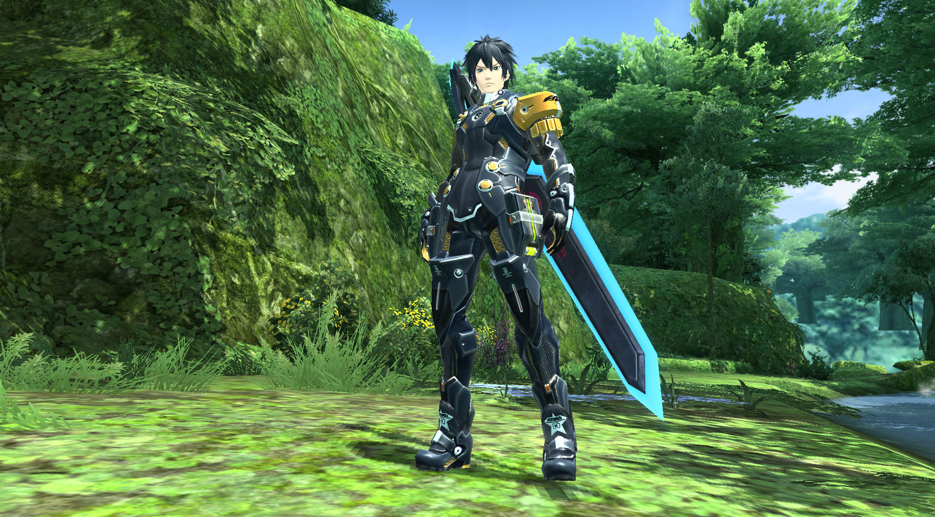 Phantasy Star Online Backgrounds, Compatible - PC, Mobile, Gadgets| 1916x1060 px