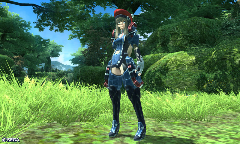 Phantasy Star Online 2 Pics, Video Game Collection