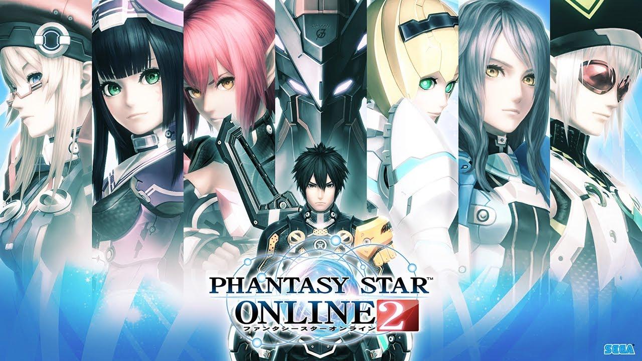 HQ Phantasy Star Online 2 Wallpapers | File 195.92Kb