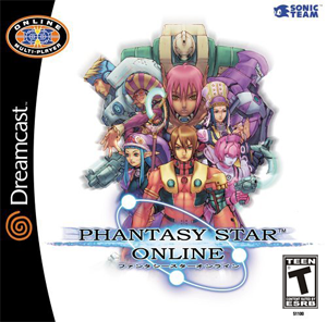 Phantasy Star Online High Quality Background on Wallpapers Vista