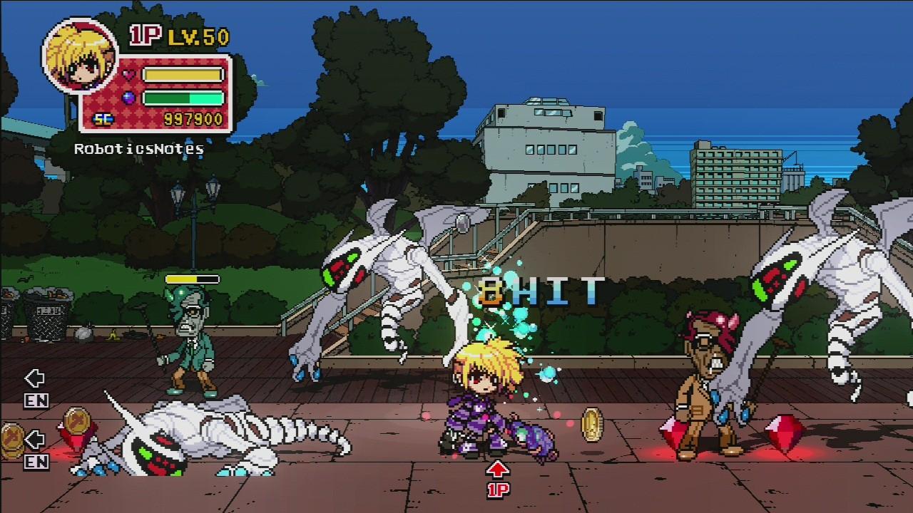Images of Phantom Breaker: Battle Grounds | 1280x720