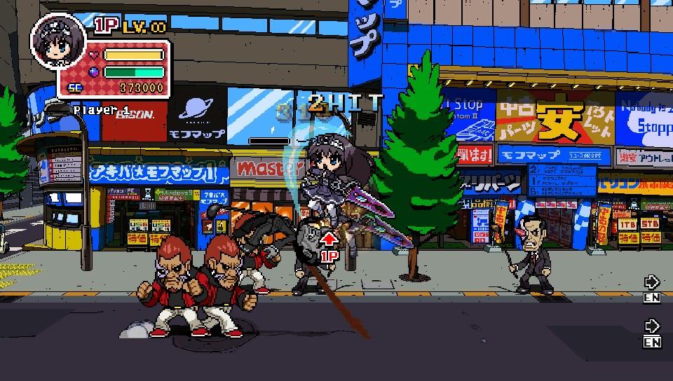 Phantom Breaker: Battle Grounds Pics, Video Game Collection