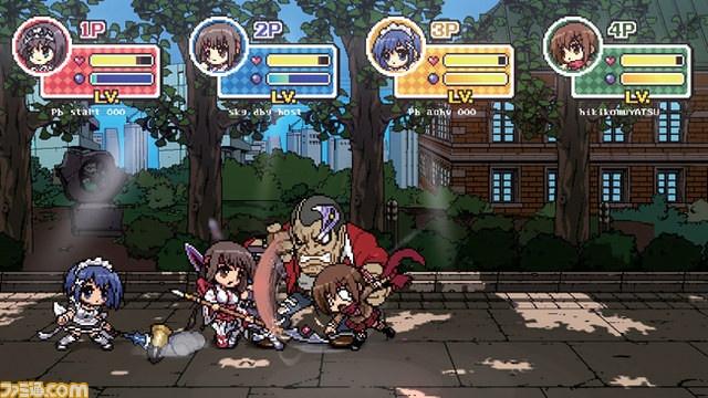 Phantom Breaker: Battle Grounds Backgrounds, Compatible - PC, Mobile, Gadgets| 640x360 px