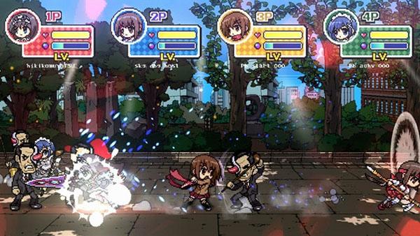 Nice wallpapers Phantom Breaker: Battle Grounds 600x338px