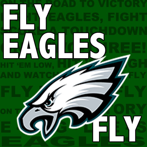 Most viewed Philadelphia Eagles