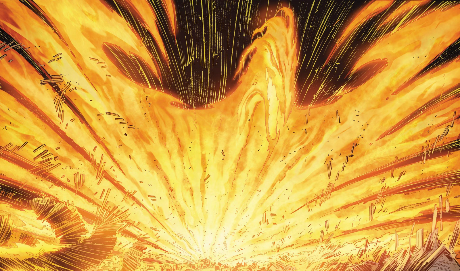High Resolution Wallpaper | Phoenix Force 1600x945 px