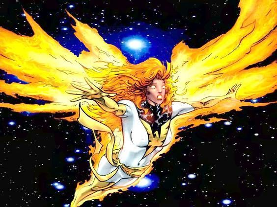 Phoenix Force Backgrounds, Compatible - PC, Mobile, Gadgets| 564x423 px