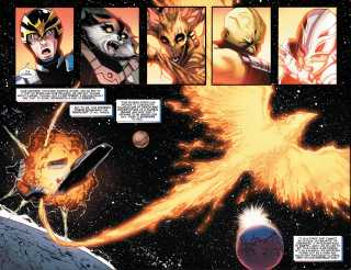 Amazing Phoenix Force Pictures & Backgrounds
