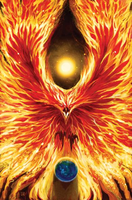 Images of Phoenix Force | 421x640