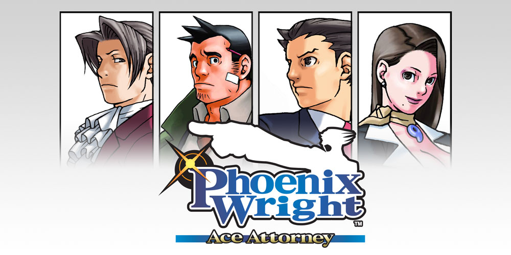 HD Quality Wallpaper | Collection: Video Game, 1000x500 Phoenix Wright: Ace Attorney