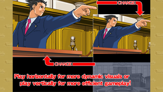 520x293 > Phoenix Wright: Ace Attorney Wallpapers