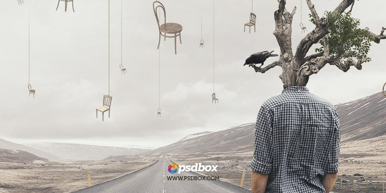 Photo Manipulation Backgrounds on Wallpapers Vista