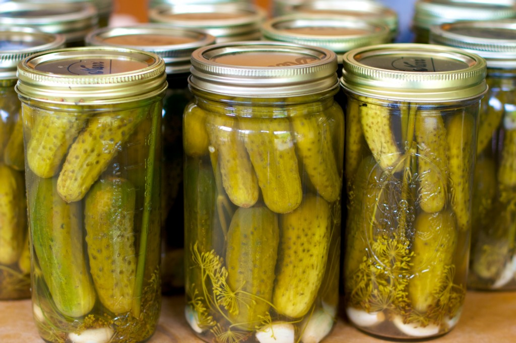 Pickles Pics, Food Collection