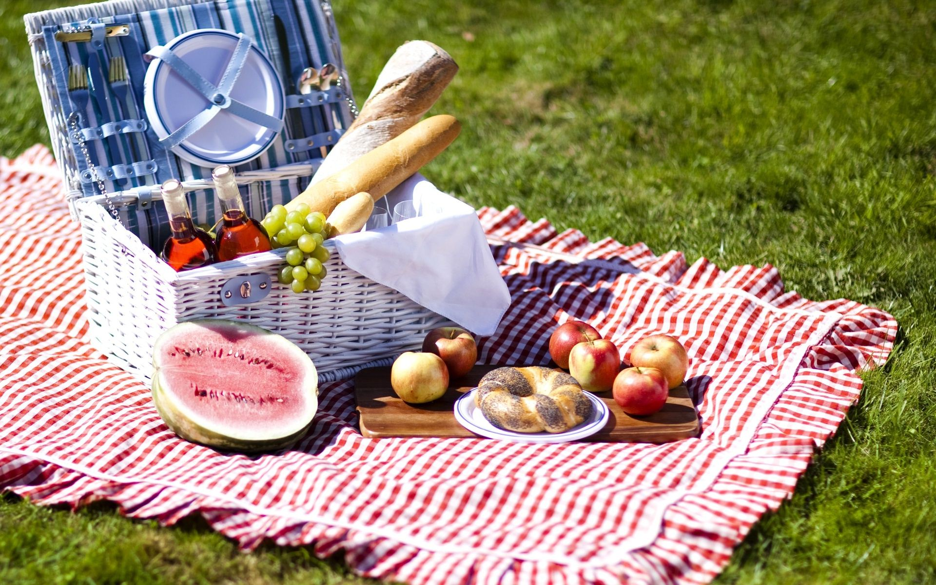 Picnic High Quality Background on Wallpapers Vista