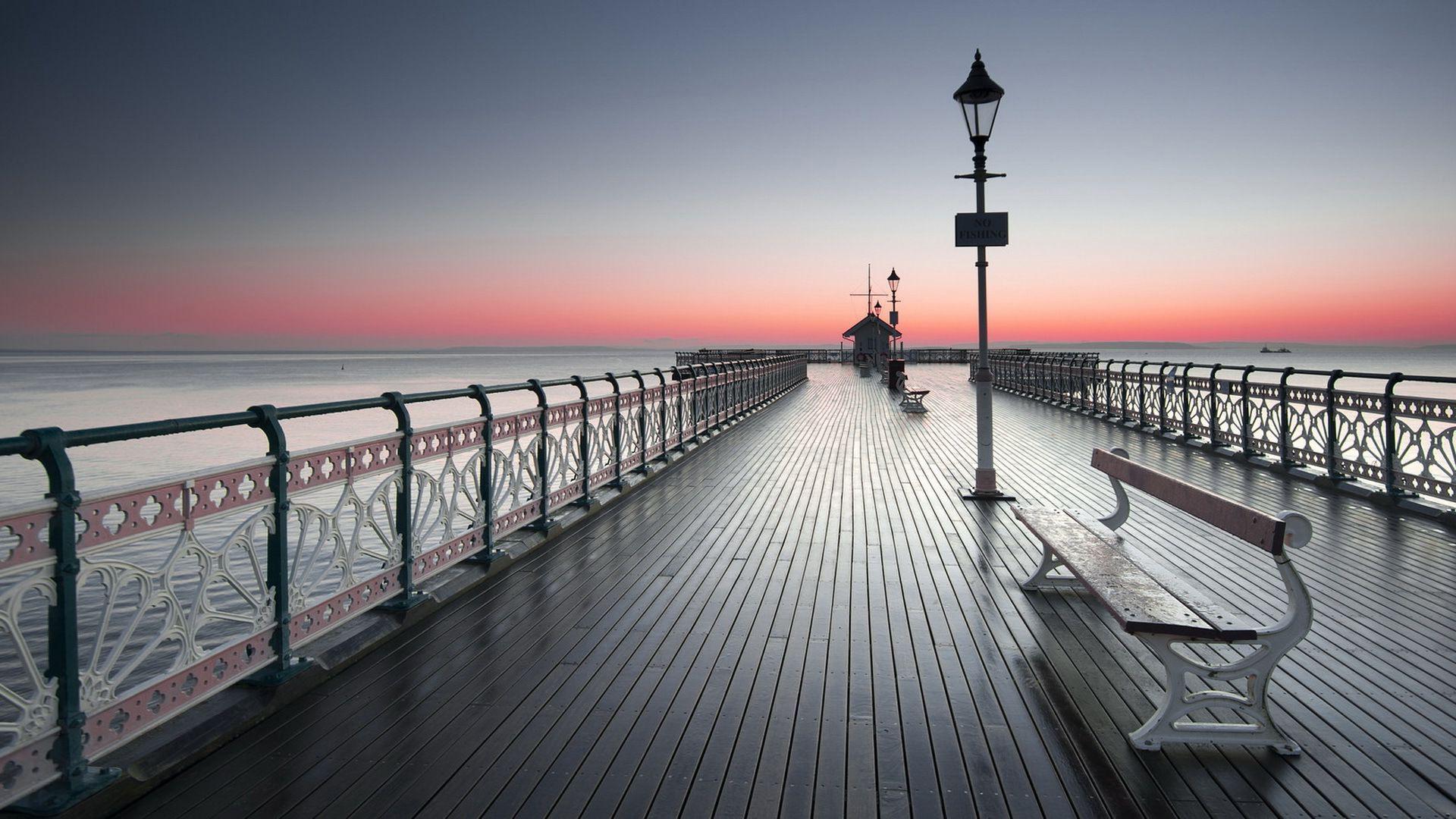 Pier HD wallpapers, Desktop wallpaper - most viewed