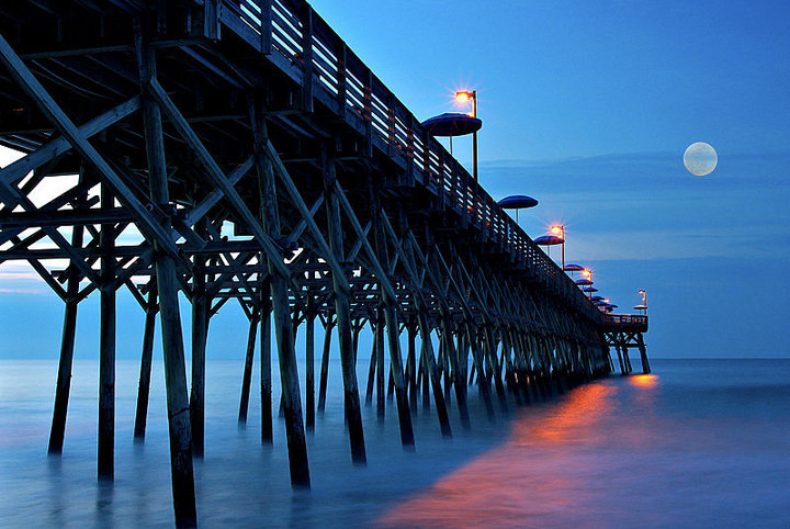 Pier Backgrounds on Wallpapers Vista