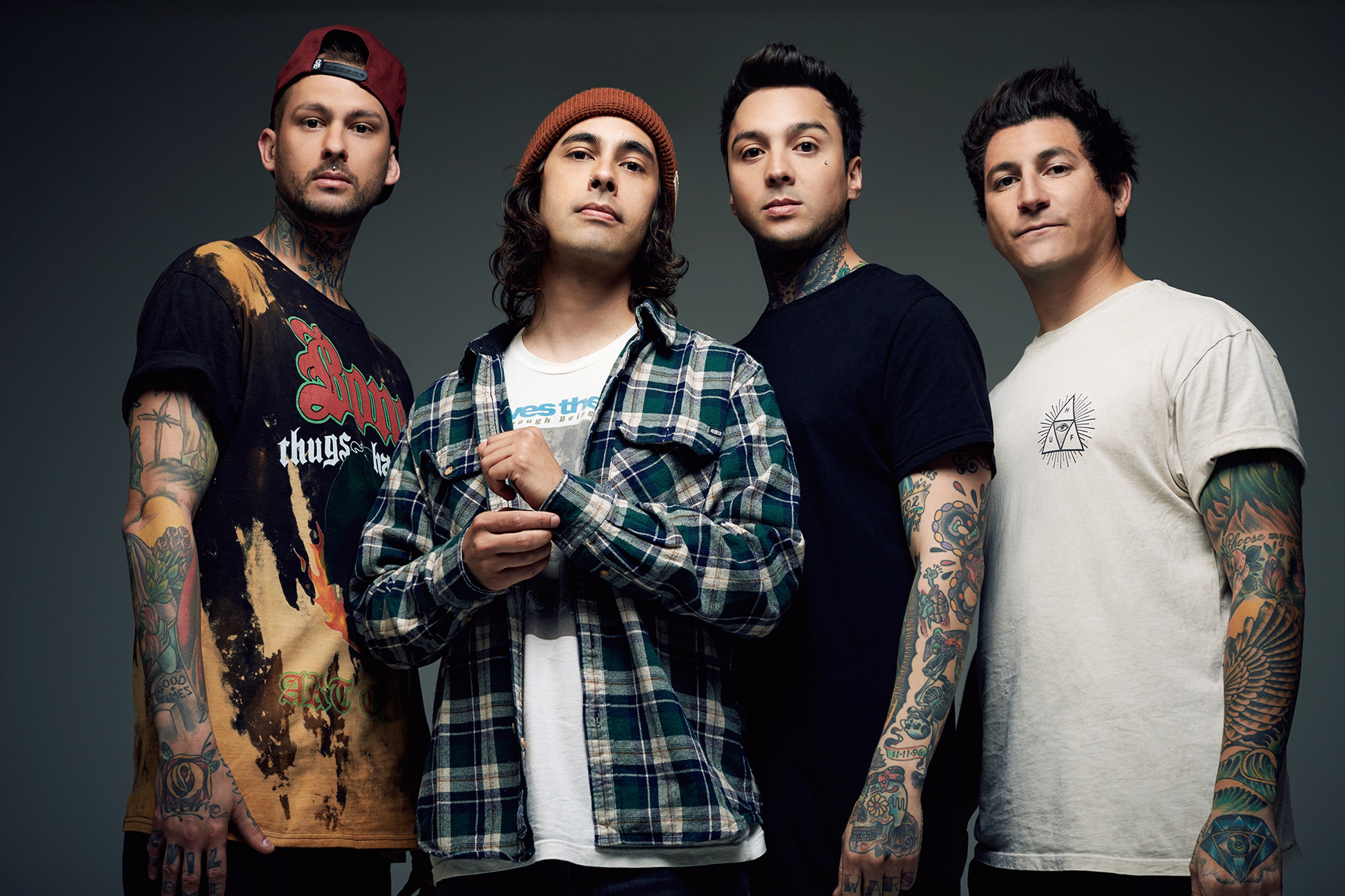 Most Viewed Pierce The Veil Wallpapers 4k Wallpapers