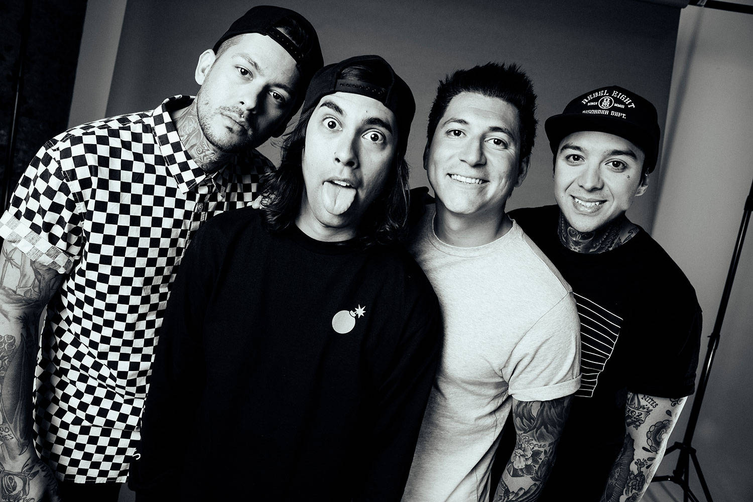 Pierce The Veil Wallpapers Music Hq Pierce The Veil Pictures