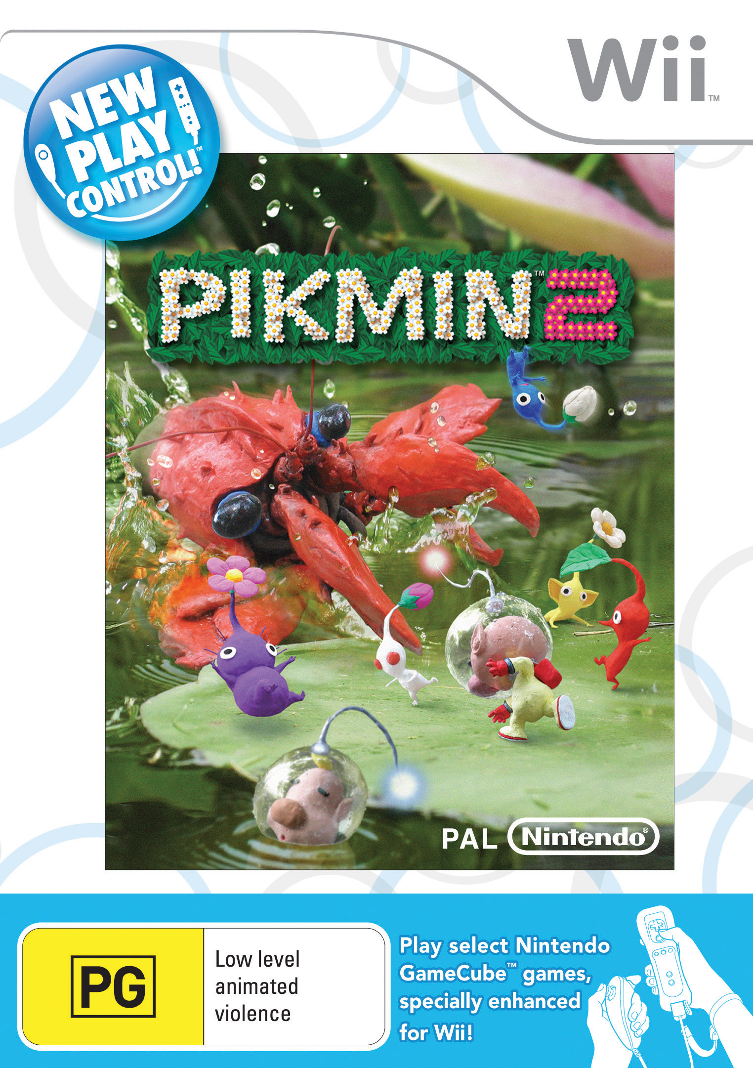 1524x2161 > Pikmin 2 Wallpapers