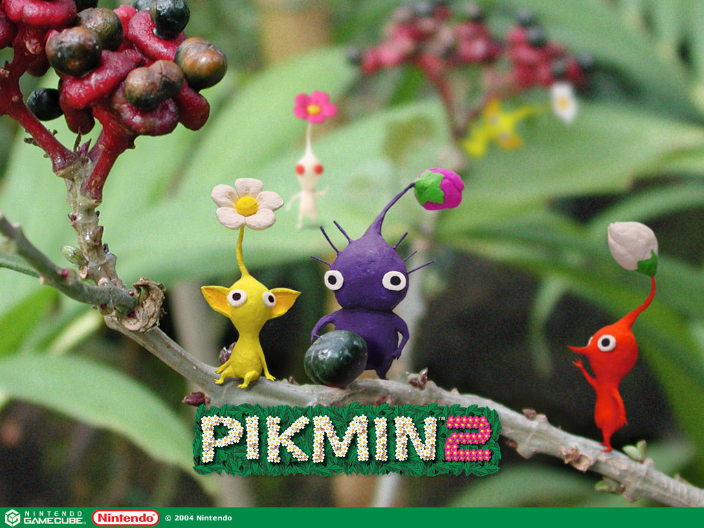 HQ Pikmin 2 Wallpapers | File 234.02Kb