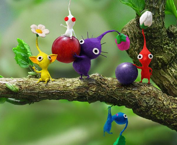 Images of Pikmin 2 | 596x489