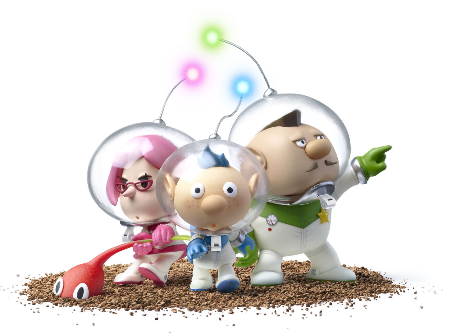 1468x1080 > Pikmin 3 Wallpapers