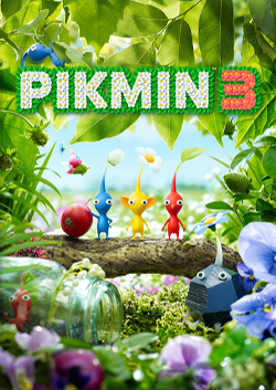 HD Quality Wallpaper | Collection: Video Game, 250x353 Pikmin 3