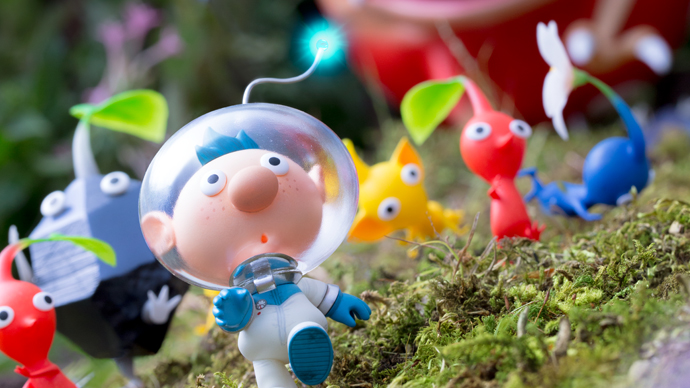 Nice Images Collection: Pikmin 3 Desktop Wallpapers