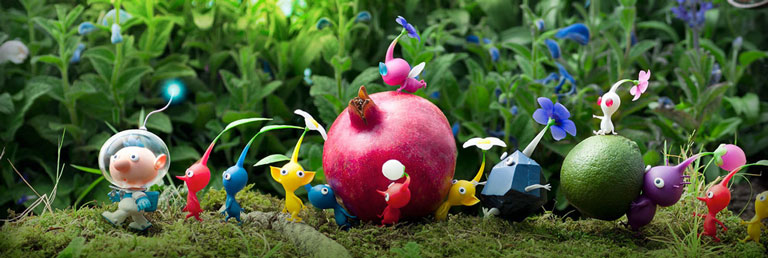 768x258 > Pikmin 3 Wallpapers