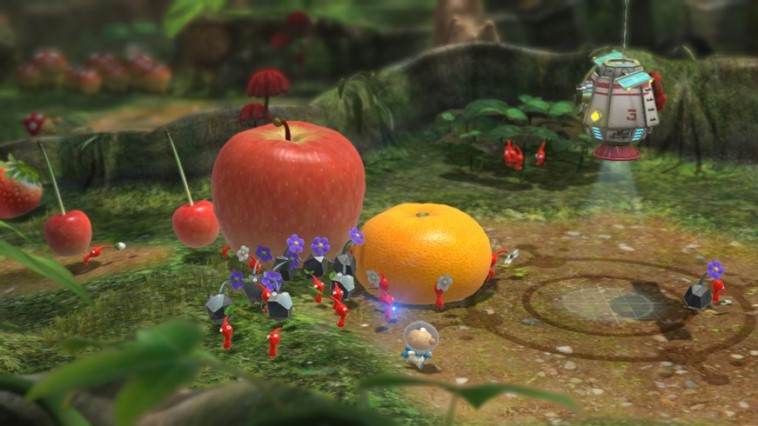 758x426 > Pikmin 3 Wallpapers