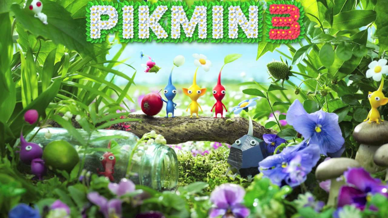 Images of Pikmin 3 | 1280x720