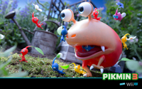 Pikmin 3 High Quality Background on Wallpapers Vista