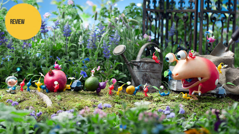 Pikmin Wallpapers Video Game Hq Pikmin Pictures 4k Wallpapers 2019