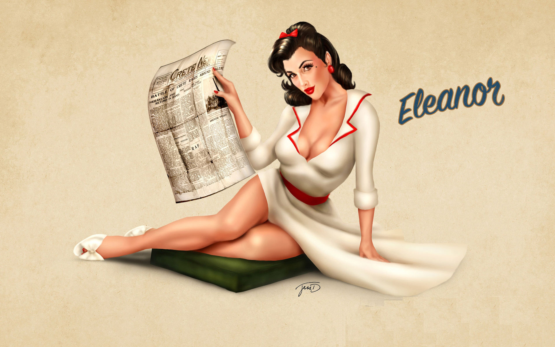Pin Up Wallpapers Artistic Hq Pin Up Pictures 4k Wallpapers 2019