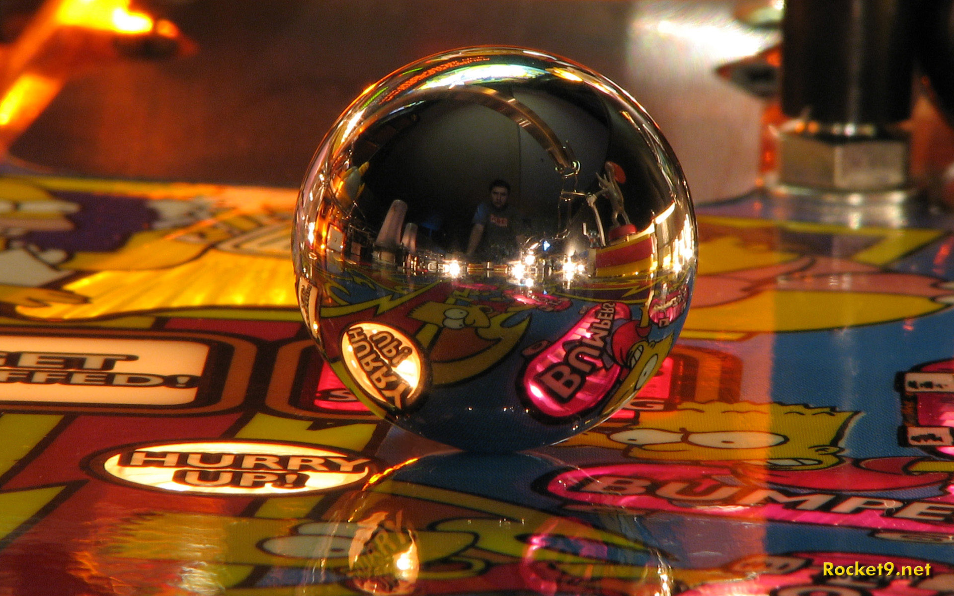Pinball High Quality Background on Wallpapers Vista