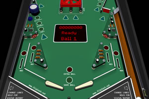 HD Quality Wallpaper | Collection: Game, 300x200 Pinball