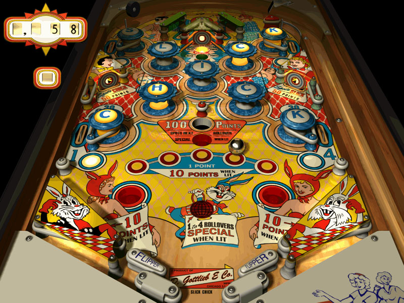 HD Quality Wallpaper | Collection: Game, 800x600 Pinball