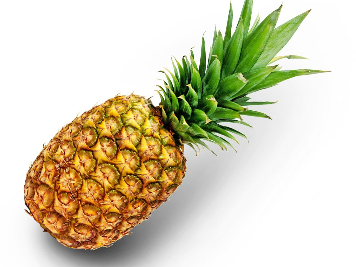 Pineapple Pics, Food Collection