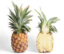 HD Quality Wallpaper | Collection: Food, 220x185 Pineapple