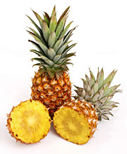 Nice Images Collection: Pineapple Desktop Wallpapers