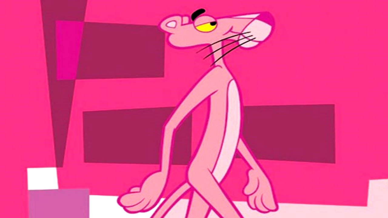 HD Quality Wallpaper | Collection: Cartoon, 1280x720 Pink Panther