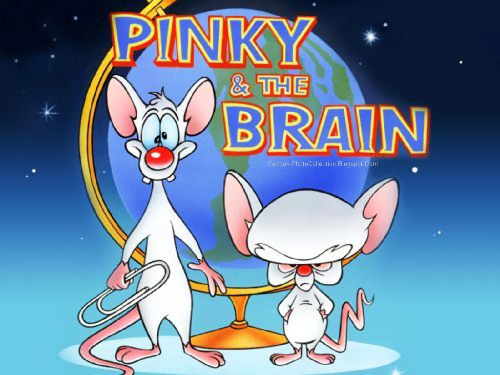 Nice wallpapers Pinky And The Brain 1024x768px