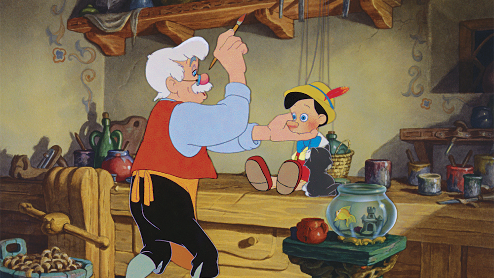 Pinocchio Backgrounds on Wallpapers Vista