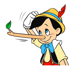 Nice Images Collection: Pinocchio Desktop Wallpapers