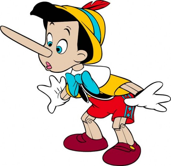 HD Quality Wallpaper | Collection: Artistic, 550x534 Pinocchio