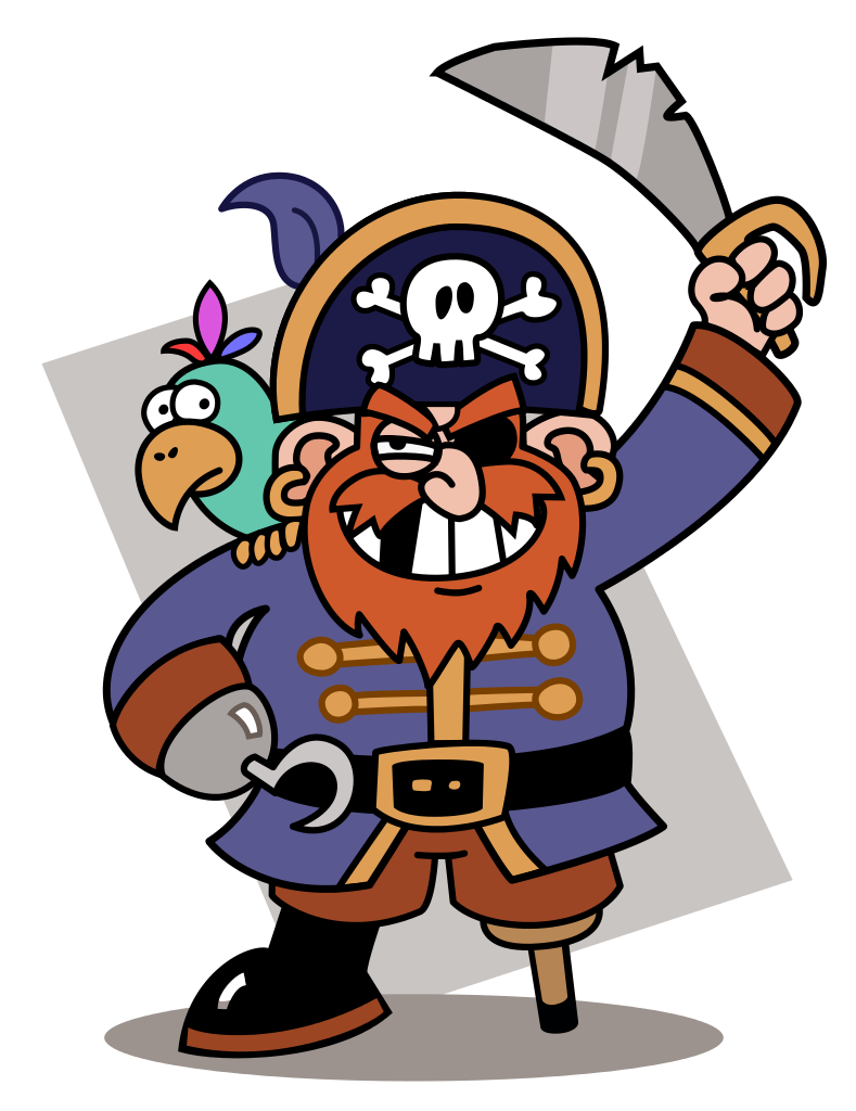 Pirate Backgrounds on Wallpapers Vista