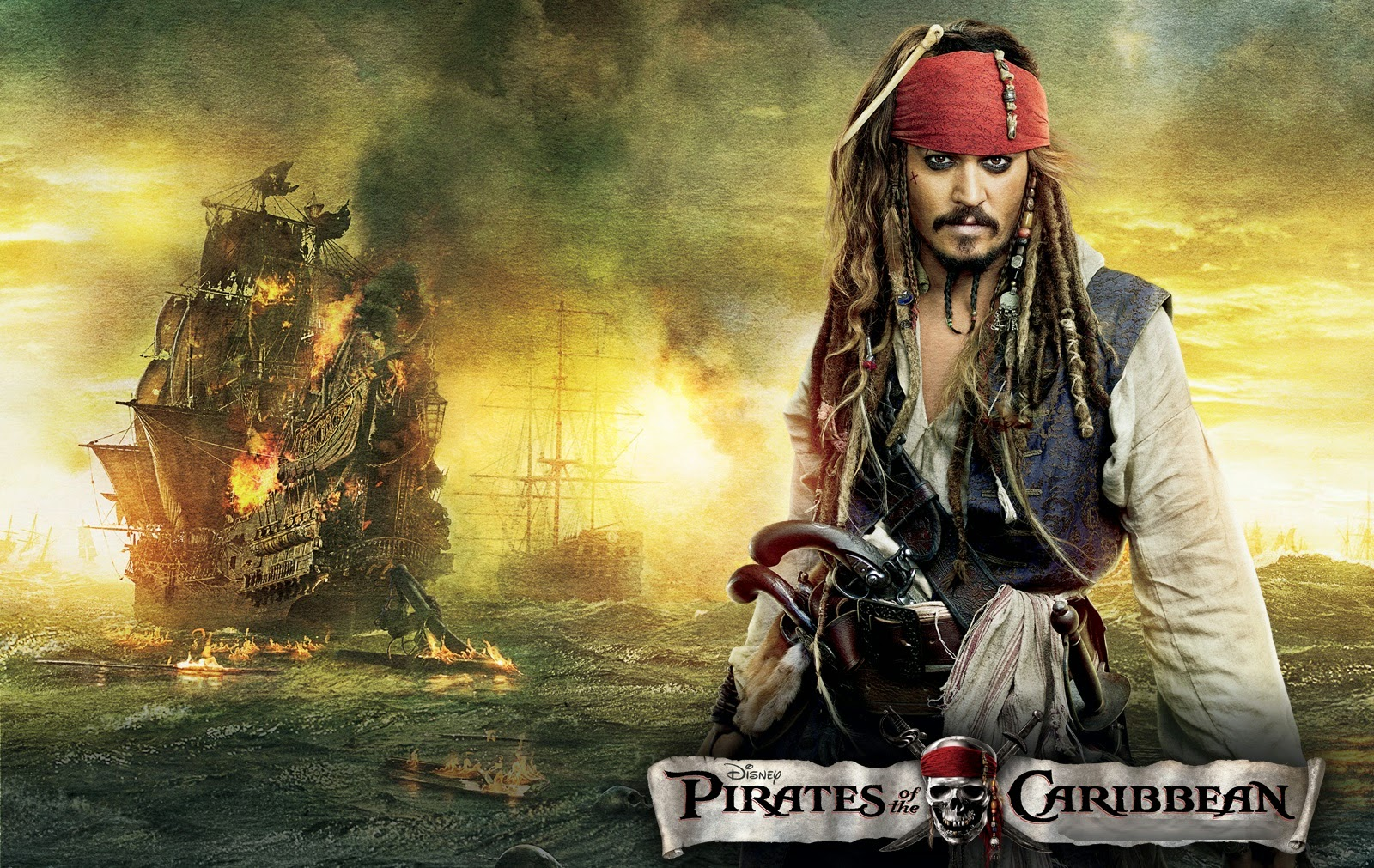 Most Viewed Pirates Of The Caribbean Wallpapers 4k Wallpapers