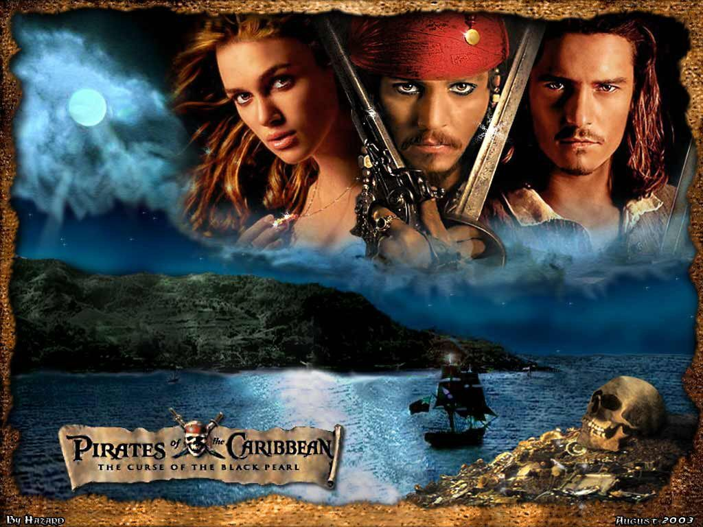 Most Viewed Pirates Of The Caribbean The Curse Of The Black Pearl Wallpapers 4k Wallpapers