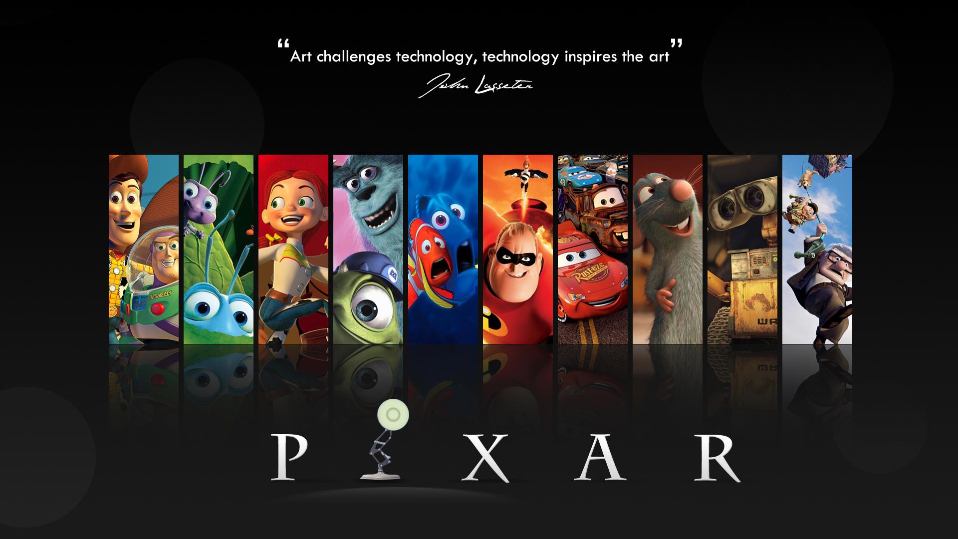 Nice Images Collection: Pixar Desktop Wallpapers