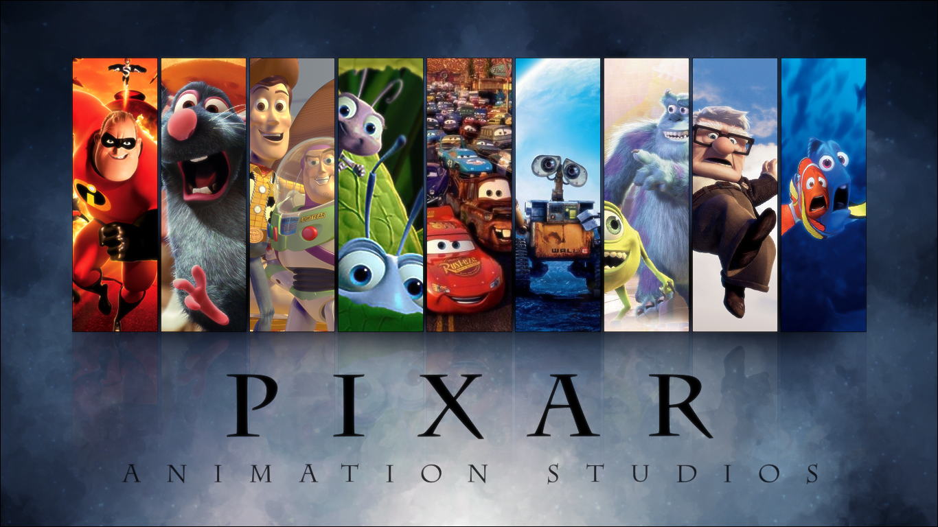 Pixar High Quality Background on Wallpapers Vista